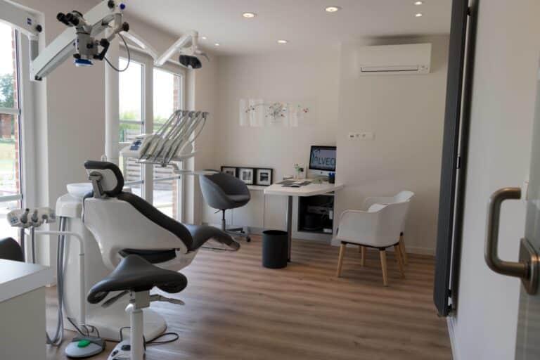 Cabinet de dentistes