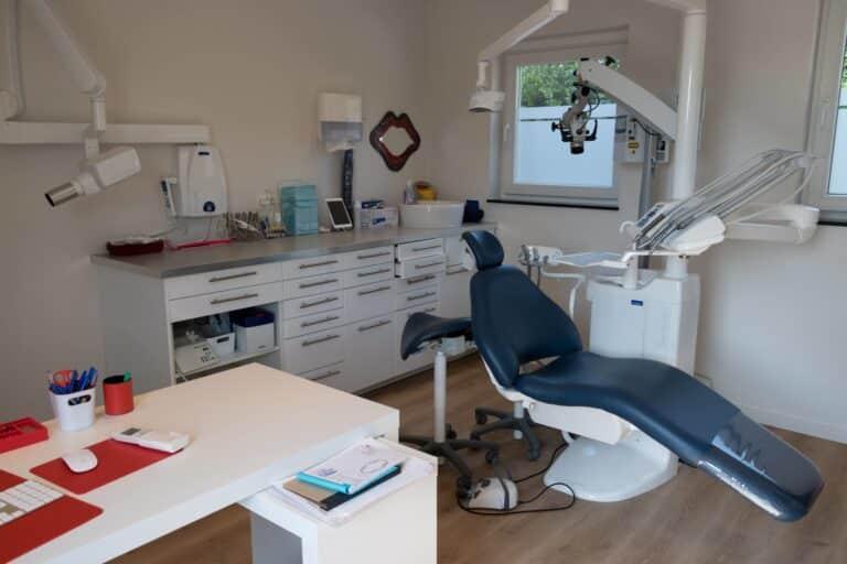 Cabinet de consultation dentaire