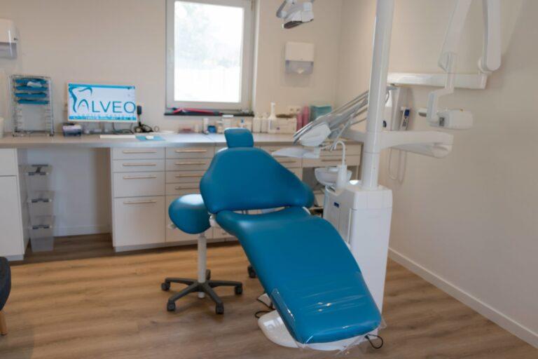 Cabinet à la pointe en matière de dentisterie